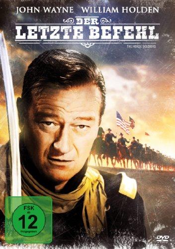 Der letzte Befehl - John Western Collection Wayne