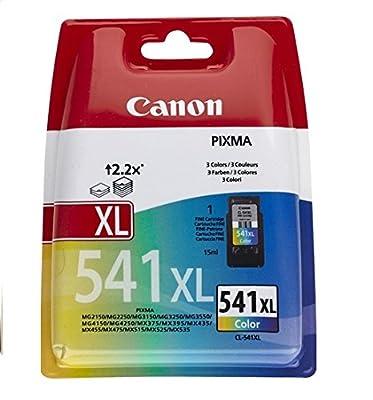 Canon Cl-541xl Ink Colour