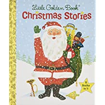 Little Golden Book Christmas Stories (Little Golden Books)