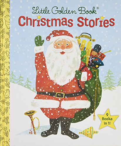 Little Golden Book Christmas Stories (Little Golden Book Treasury) par Various