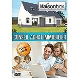 Guide pratique de l'Achat Immobilier, Livre + 1 DVD de formation MaisonBox Idée Cadeau Utile