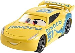 Cars Vehículo Epilogue Cruz, coche de juguete (Mattel DXV71)