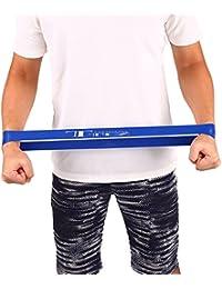 Generic Yoga Resistance Band Loop Latex Elastic Pilates-Parent