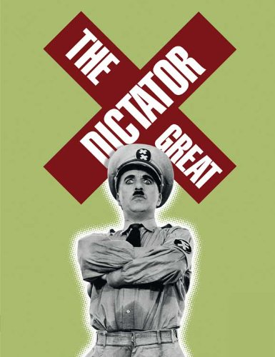 The Great Dictator Affiche du film Poster Movie Le dictateur grand (27 x 40 In - 69cm x 102cm) Style C