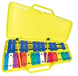 Atlas TL25S Glockenspiel 2 Octaves Multicolore