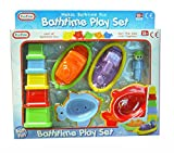 "Fun Time ""Bath Time"" Play Set (Multi-Colour)"