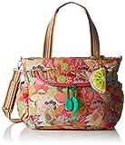 Oilily Oilily Baby Bag OES6193-323 Damen Umhängetaschen 36x31x14 cm (B x H x T), Pink (Candy Pink 323)