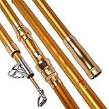Ankerstange, super Harter, hängender Fisch, Angelrute der Angelrute für Lange Angelruten, Mastkohlenstoff Langer Abschnitt Ankerfisch-Spezialrute