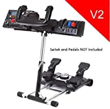 Wheel Stand Pro - Volant  pour Saitek Pro Flight Yoke System - Deluxe V2