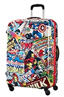 American Tourister Suitcase, Marvel (Multicolour) - 21C*10008