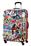 American Tourister - Disney Marvel Legends Koffer, 75 cm, 87 Liters, Marvel Comics