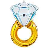 Team Henne Diamant Ring Ballon (One Size)