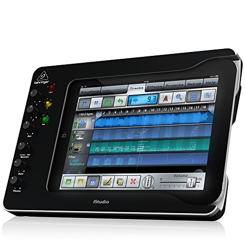 Behringer iStudio iS202 - Dock station per Ipad midi/usb