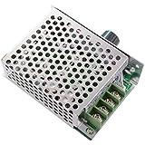 XCSOURCE® DC Controlador de velocidad 12-50V 30A PWM Módulo del Controlador de Velocidad del Motor Mando del Botón de Ajuste del Tablero Potenciómetro TE565