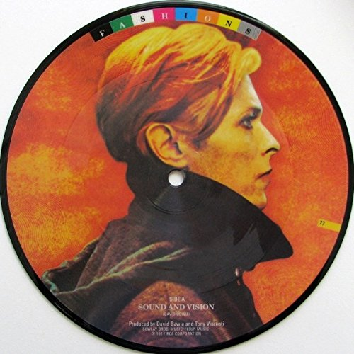 Sound and Vision / A New Career in a New Town (Picture Disc) [7