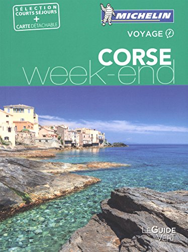 Guide Vert Week-End Corse Michelin
