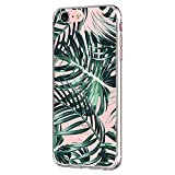 Qissy Coque iPhone 7/ iPhone 8,TPU Silicone Apple Housse Protection Anti-Choc...