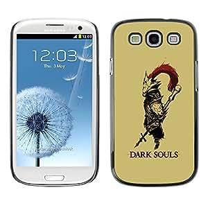 GagaDesign Phone Accessories: Coque / Étui / Cover pour Samsung Galaxy S3 - Dark Soul