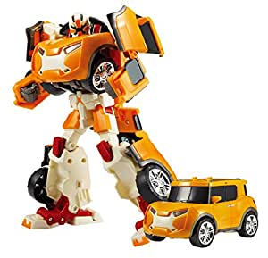 Animation Tobot Evolution X - Car Transformer Robot Toy Kids Action Figure Made in Korea