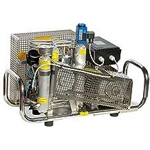 HTD - Compresor de Aire (100 l/min, Motor eléctrico de 300 Bar