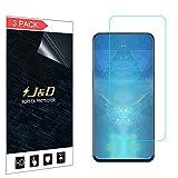 J&D - Confezione da 3 pellicole Proteggi Schermo per Oppo Reno 10x Zoom [Copertura Completa] Premium...