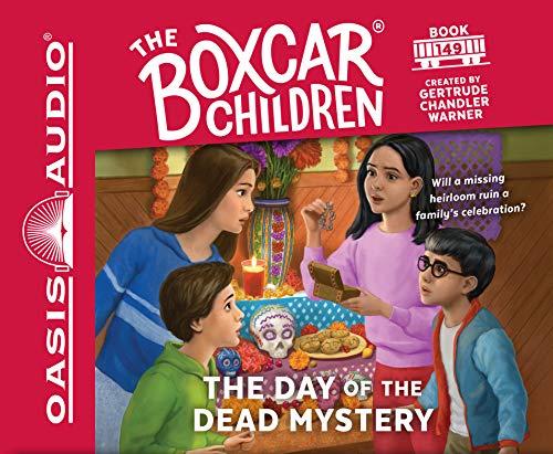 The Day of the Dead Mystery (The Boxcar Children, Band 149)