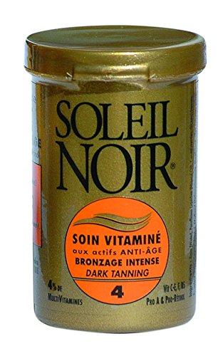 SOLEIL NOIR 15 Soin Vitaminé 4 Bronzage Intense