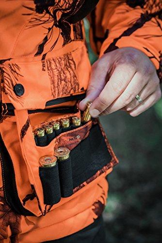 Giacca di Caccia somlys 471N camouflage orange