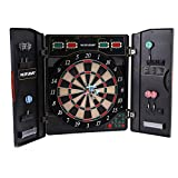 Best Electronic Dart Boards - Electronic Dartboard and Cabinet Set Screen Scoreboard LED Review