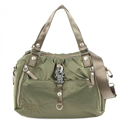 George Gina & Lucy Cotton Candy Borsa a mano 34 cm Verde