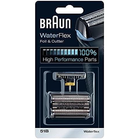 Braun Cassette 51b rasoio e