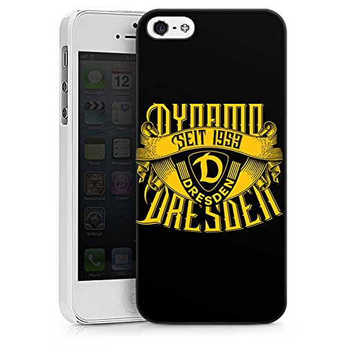 Apple iPhone 7 Silikon Hülle Case Schutzhülle SG Dynamo Dresden Bundesliga Fußball Fanartikel Hard Case weiß
