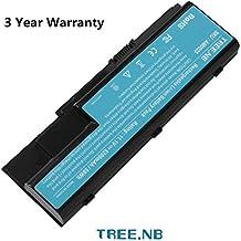 Tree.NB 5200mAh Batería de 6 celdas de reemplazo para Acer Aspire 5220 5230 5235 5300 5310 5315 5320 5330 5520 Extensa 7230 7630 TravelMate 7230 7530 eMachines E510 E520 G420 G520 G620 G720 AS07B41 AS07B51 AS07B52 AS07B61 AS07B71 Baterías para portátiles