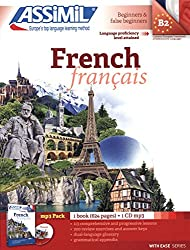 French Pack mp3 (book+1 mp3 CD)