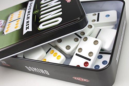 Tactic-Domino-Double-6-Nios-y-adultos-Juego-de-tctica-Juego-de-tablero-Juego-de-tctica-Nios-y-adultos-20-min-Nionia-5-aos-99-aos