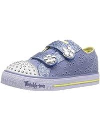 Skechers ShufflesSweet Steps - Zapatillas de lona niña