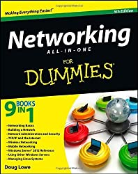 Networking All-in-One For Dummies by Doug Lowe (2012-11-28)