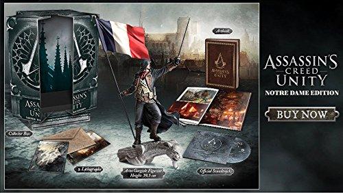 Assassin's Creed: Unity Notre Dame Edition - XONE