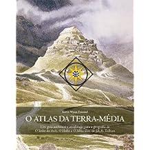 O Atlas Da Terra-media (Em Portuguese do Brasil)