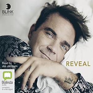 Robbie Williams Reveal Cover Image, www.amazon.com,
