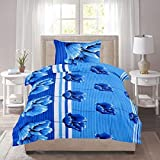 Supreme Home Collective cotton 1 single bedsheet with 1 pillow cover