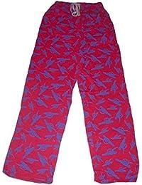 Arsenal F.C. - Bas de pyjama - Homme Rouge Rouge XX-Large