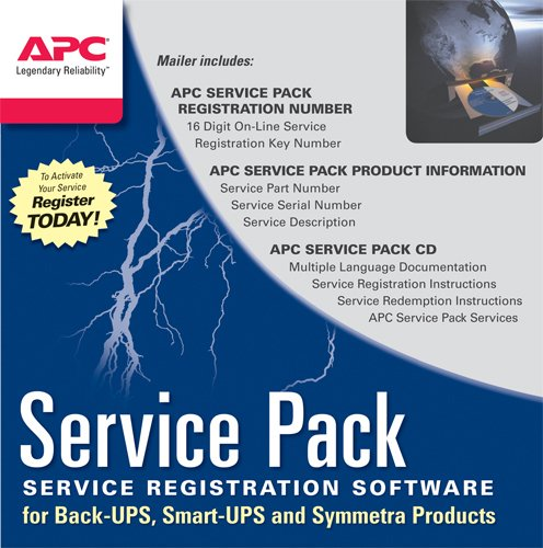 APC Warranty Ext/1Yr for SP-03