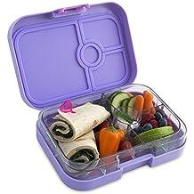 yumbox Panino (Remy lila) Lecksicher Bento Lunch Box Container für Kinder