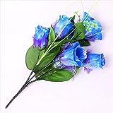 #3: JaipurCrafts Artificial New Arrival Decorative Season Flowers Bunch