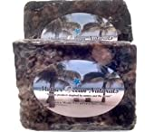 True Raw African Black Soap, Imported fr...