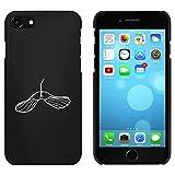 Schwarz 'Sycamore Baumsamen' Hülle für iPhone 7 (MC00071505)
