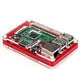 Pibow 3 Coupé - ein superflaches, hackbares und attraktives Gehäuse für Raspberry Pi