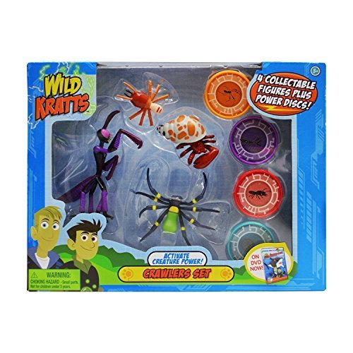 wild-kratts-creature-power-4-pack-crawlers-set-by-wicked-cool-toys