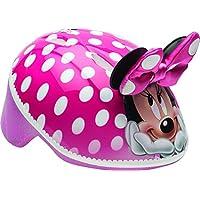 BELL Toddler 3D Minnie Me Casco, Infantil, Multi Coloured, 48-52 cm